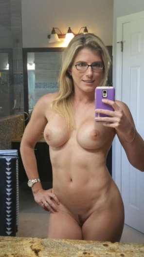 amateur photo Fit milf
