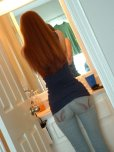amateur photo Redhead in Jeans