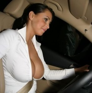 amateur photo Air bags deployed