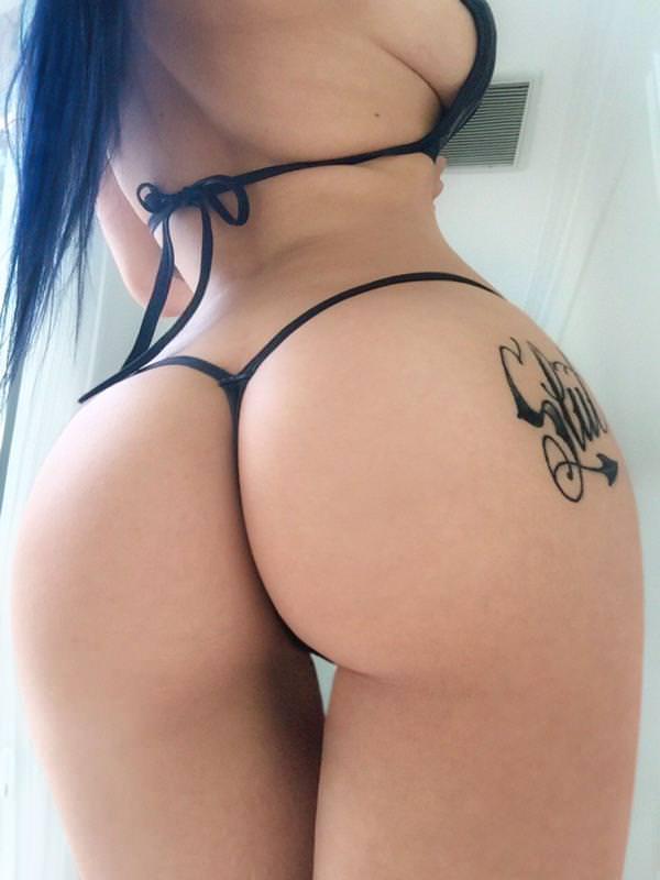 hot sexy bubble butt
