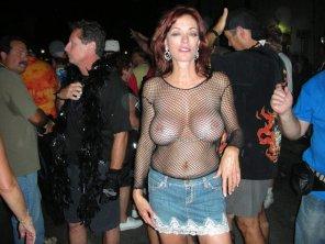 amateur photo Mature lady parties hard