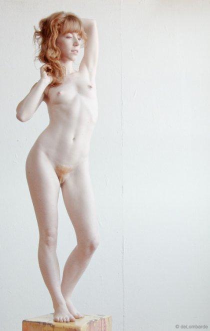 Posing... Porn Photo