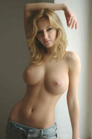amateur photo Amazing blonde