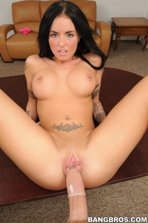amateur photo Early career Christy Mack getting dicked on a table