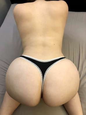 amateur photo Thoughts on this view from behind? ;) [OC]