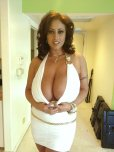 amateur photo All of the cleavage