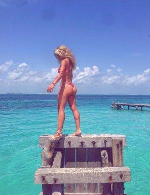 amateur photo Ass in paradise