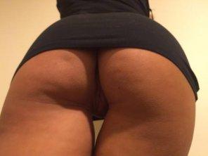amateur photo Bottom butt