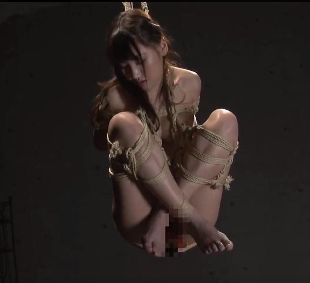 My favorite Japanese bondage hanging Sex Porn Photo