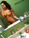 amateur photo Grab me a towel?