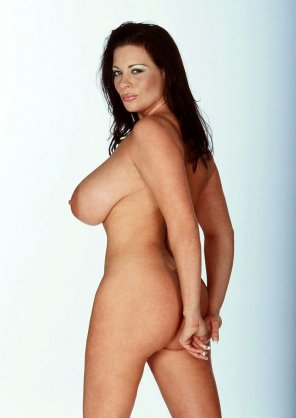amateur photo Linsey Dawn Mckenzie hiding her bum