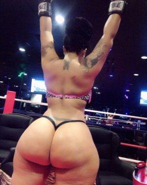 amateur photo Sexy Ass Boxer