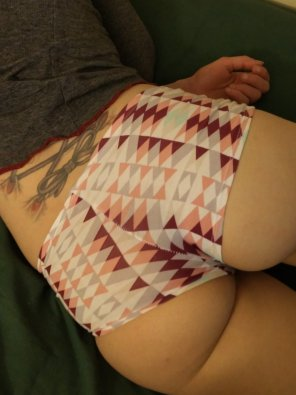 amateur photo Boyshorts are underwear
