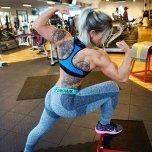 amateur photo Every gym has a Heartbreaker