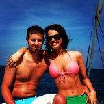 amateur photo Big Tits on a Sail Boat