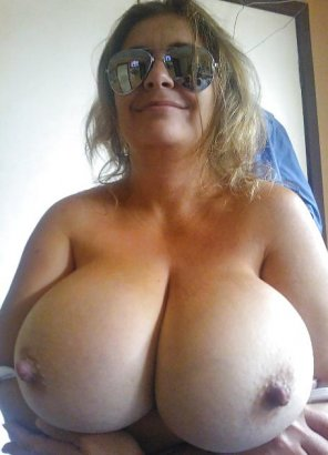 amateur photo Hard nipples...