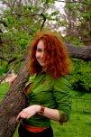 amateur photo Holding a branch