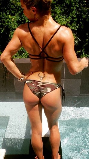 amateur photo Great rump