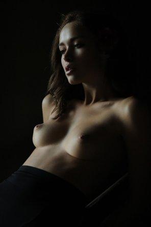 amateur photo Lightly lit