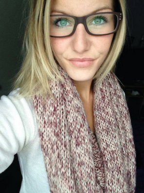 amateur photo Blonde
