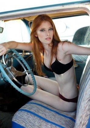 amateur photo Taylor Greene