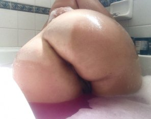 amateur photo Soapy...