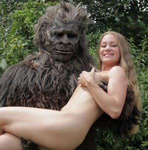 amateur photo Sweet Prudence and the Erotic Adventure of Bigfoot 2011 Film