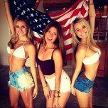 amateur photo God Bless America
