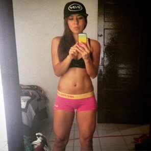 amateur photo hot fit girl