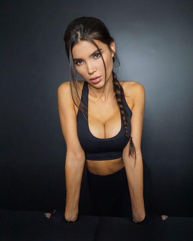 Bilyalova nude svetlana Russian Vixen