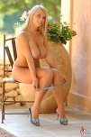 amateur photo Torpedotits staring at her panties