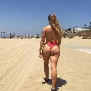 amateur photo Nice beach