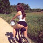 amateur photo Afternoon joy ride