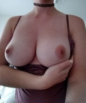 amateur photo [F] I've been told that I'm a handful