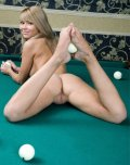 amateur photo Pool table