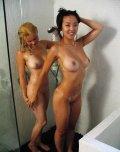 amateur photo Friends Help Friends Shower