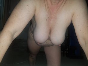 amateur photo I want to be pounded!