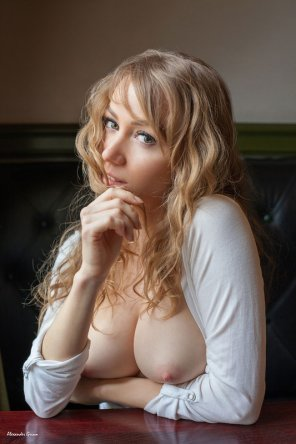 amateur photo A true beauty - russian model Lisa Alice