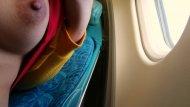 Original ContentIt's hard to secretly take phots on a plane. Damn. [F]