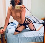 my happy, strappy self for your fappy pleasure [19f]