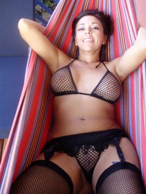 amateur photo Sexy Latina Milf