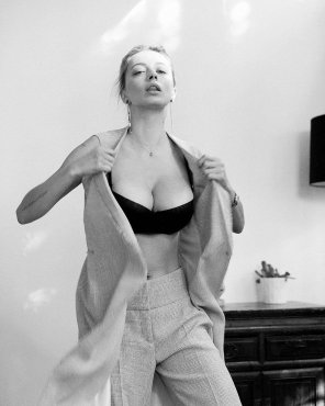 amateur photo Caroline Vreeland