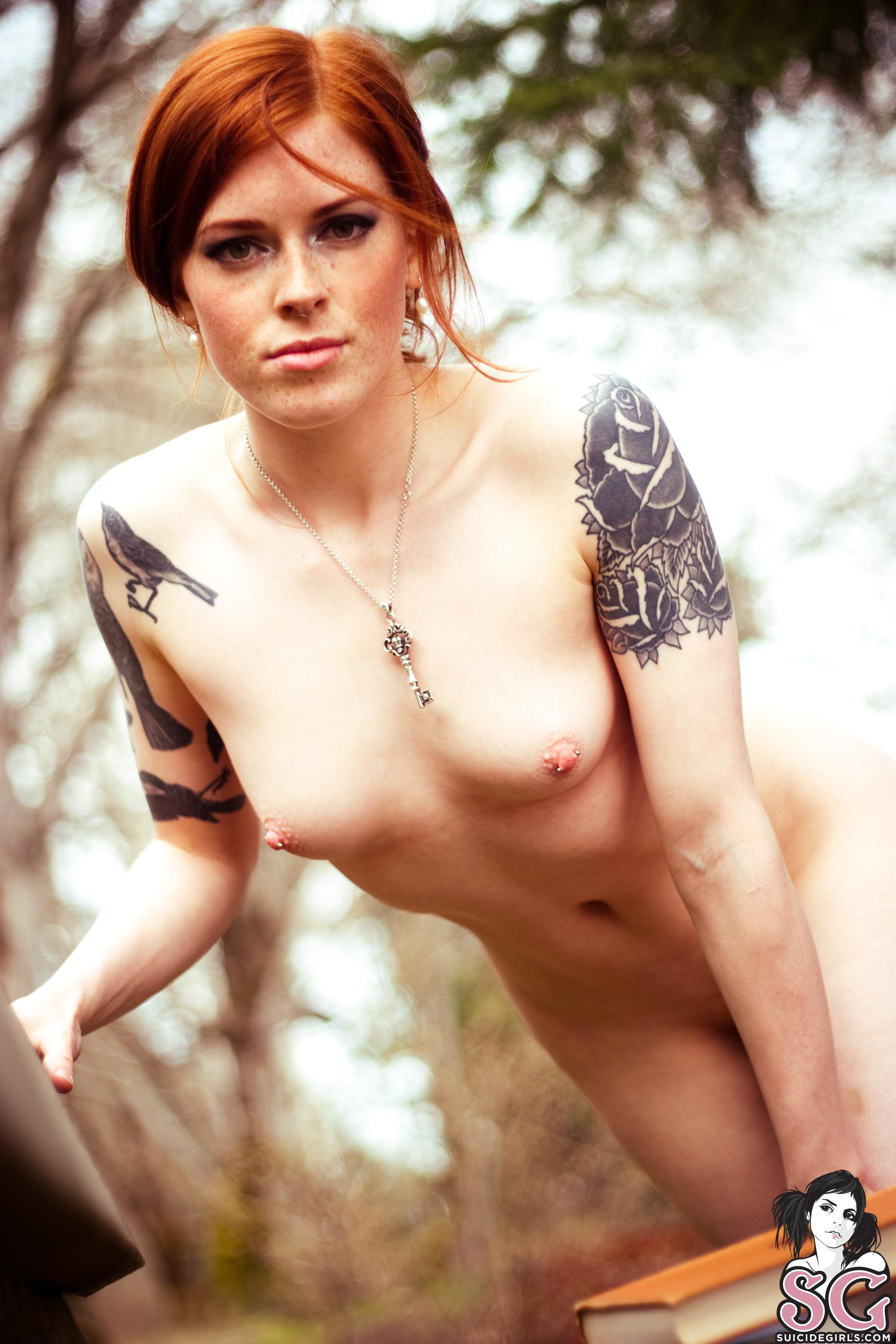 Красивые голые девушки с веснушками — photo 15