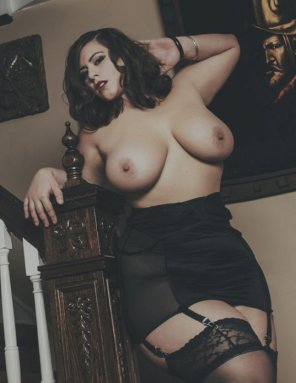 amateur photo By the stairs