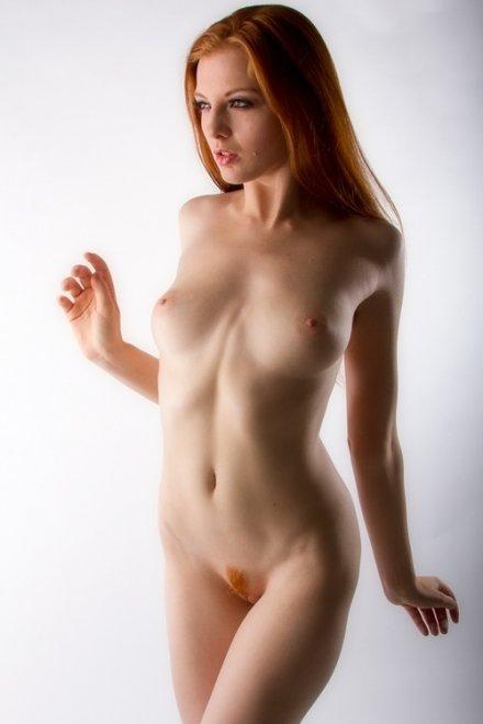 Posing Porn Photo