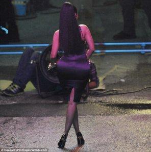 amateur photo Nicki Minaj