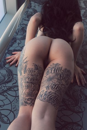 amateur photo Upper thighs