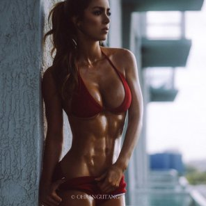 amateur photo Hardbody Anllela Sagra