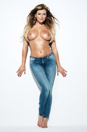 amateur photo Just in jeans