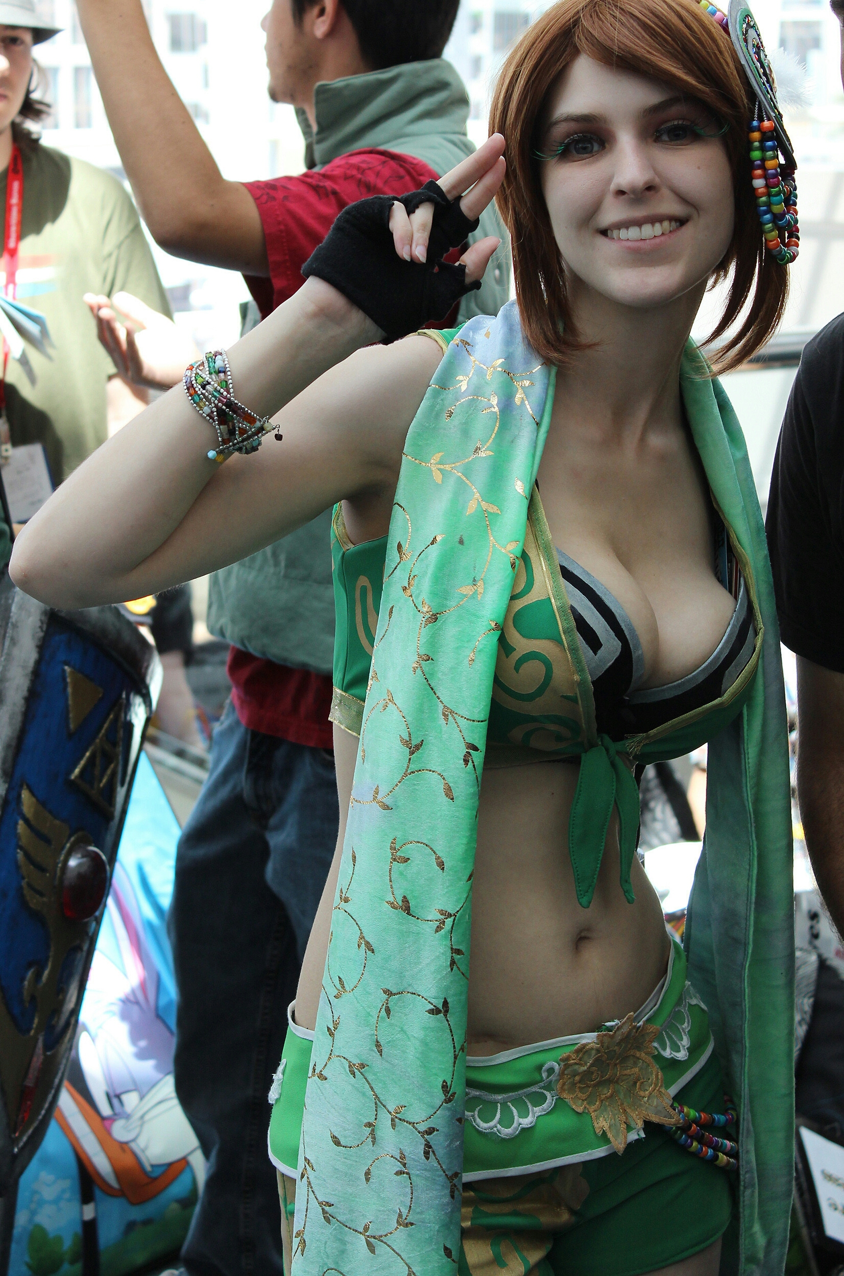 amateur cosplay event porn